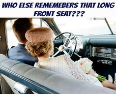 Remember when ... bench seats