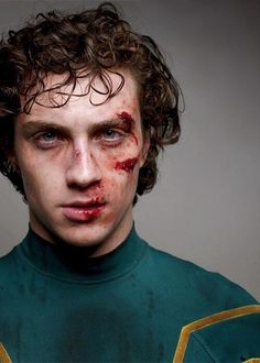 Aaron Taylor-Johnson as Kick-Ass Meaghan Martin, Aaron Taylor Johnson, Face Reference, Maquillage Halloween, The Villain, Drawing People, Pretty People, Character Inspiration, Portrait Photography