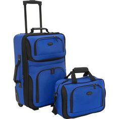 Travel Select Amsterdam 2 Piece Carry-On Luggage Set
