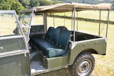 """Land Rover Series 1 80"""" 1952 GAP 772 Iceland Expedition in Cars, Motorcycles…"""