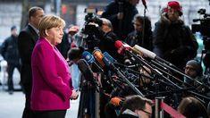 Union und SPD nehmen Sondierungsgespräche auf