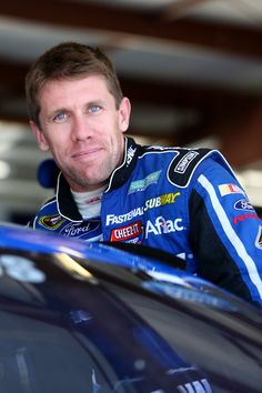 Carl Edwards - Chicagoland Speedway - Day 2
