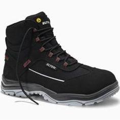 Elten Sicherheitsstiefel Matthew Mid Esd S3 Typ 3 EltenElten - #Elten #EltenElten #Esd #Matthew #Mid #produkte #Sicherheitsstiefel #Typ Milan Fashion Weeks, Hiking Boots, Shoes, Products, Shoes Sport, Loafers, Leather, Walking Boots, Zapatos