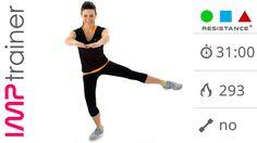 Gambe toniche e glutei sodi con esercizi senza salti for Dieta x interno coscia