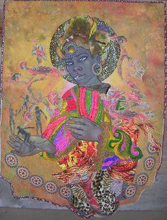 Ilankaka from Goddess Series. Penny Sisto