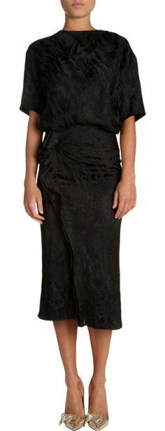 Isabel Marant Yaden Blouson Dress at Barneys.com
