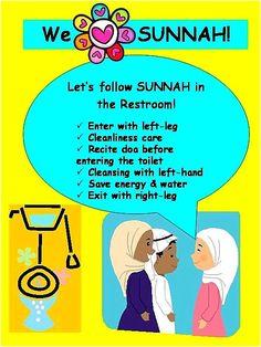 We ♥ sunnah