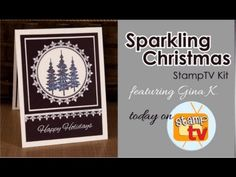 Visit our website at http:///www.stamptv.ning.com Visit our store at http://shop.ginakdesigns.com Subscribe to our channel for more paper crafting videos! Th...