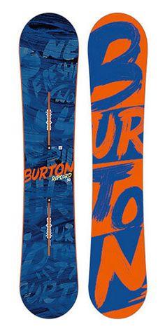 Burton Ripcord Snowboard 2016