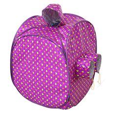 De Color azul Cuerpo de la Caja Caja de Sauna de Vapor Portátil Plegable Saune