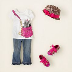 baby girl - outfits - baby rocks - dog gone cute | Children's Clothing | Kids Clothes | The Children's Place