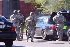 """UPDATE: """"Coordinated Attack"""" Serious Incident – San Bernardino, CA – Report: 28+ victims, 14+ Deceased, 3 Heavily Armed/Equipped Gunman… 