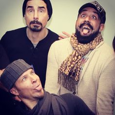 Brian, Kevin, AJ