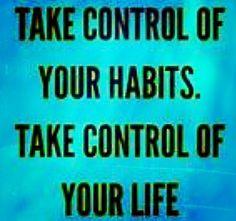 Take control of ur life