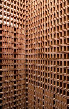 Brick Design, Facade Design, Wall Design, Brick Masonry, Brick Facade, Brick Roof, Brick Flooring, Vejle, Brick In The Wall