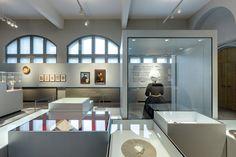 Galerie Sammlungen, Geschichte Schweiz