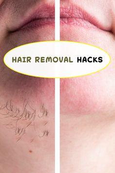 Diy Beauty, Beauty Skin, Beauty Tips, Beauty Hacks, Health And Beauty, Beauty Ideas, Natural Facial Hair Removal, Eyebrow Makeup Tips, Face Facial