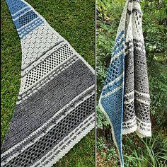 Adelecrochet2's Hotel of Bees shawl