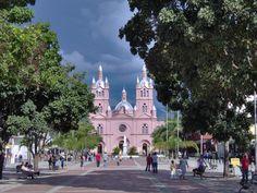 Basilica del Señor de los Milagros, Guadalajara de Buga, Valle del Cauca, Colombia