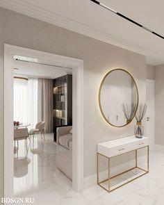 Home Room Design, Interior Design Living Room, Living Room Designs, House Design, Home Living Room, Living Room Decor, Flur Design, Home Entrance Decor, First Apartment Decorating