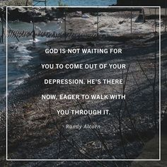 """""""Author Randy Alcorn is no foreigner to depression. He has journeyed through dark seasons — once for four months on end — and offers this… Getting Over Depression, Causes Of Depression, Depression Quotes, Prayer For Depression, Bible Verses For Depression, Managing Depression, Randy Alcorn, Quotes, Depressing Quotes"""