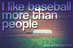 Sadly enough that's true sometimes