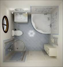 Inspirational Small Bathroom Ideas With Corner Tub Also Vanities As Well As Small Corner Amazing Showers In Tiny Bathroom Decors Small Bathroom Layout, Very Small Bathroom, Small Bathtub, Simple Bathroom, Small Bathroom Plans, Serene Bathroom, Classic Bathroom, Bathroom Colors, Small Showers