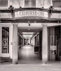 The Corridor, Bath Bath Somerset, Mystery Of History, Photographic Studio, Historical Images, Corridor, Leeds, World Heritage Sites, Bristol, Old Photos