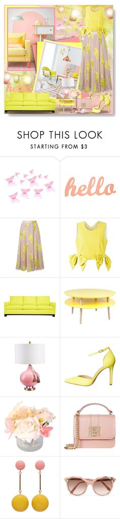 """""""THE FRESHEST! - Contest!"""" by asia-12 ❤ liked on Polyvore featuring MSGM, cupcakes and cashmere, Jessica Simpson, J.W. Anderson and Victoria Beckham"""