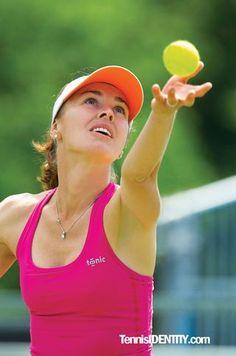 Martina Hingis in Tonic  My best tennis player