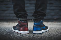Air Jordan 1 x Lance Mountain