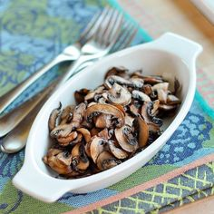 How To Cook Mushrooms on the Stovetop