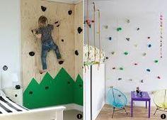 Resultado de imagen para paredes para escalar niños