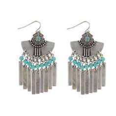 Shyanne® Women's Geometric Waterfall Earrings