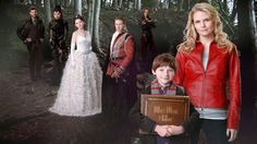 Ginnifer Goodwin, Jennifer Morrison, Lana Parrilla, Jamie Dornan, Jared Gilmore and Josh Dallas in Once Upon a Time Abc Tv Shows, New Shows, Best Tv Shows, Best Shows Ever, Favorite Tv Shows, Favorite Things, Once Upon A Time, Jennifer Morrison, Movies Showing