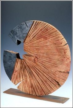 Art | アート | искусство | Arte | Kunst | Sculpture | 彫刻 | Skulptur | скульптура | Scultura | Escultura | Herniated Disk  Madrone Burl,  Jack R. Slentz