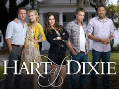 Hart of Dixie,love, love this show