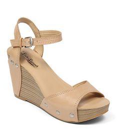 Lucky Brand Marshha Wedge Sandals   Dillard's Mobile