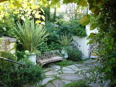 david pfeiffer garden design / kirkland residence / repinned on Toby Designs
