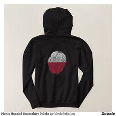 Men's Hooded Sweatshirt Polska