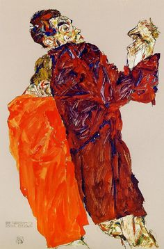 Egon Schiele, The Truth was Revealed, 1913