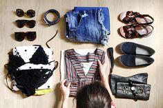 Fake Leather / The Art of Packing //  #Fashion, #FashionBlog, #FashionBlogger, #Ootd, #OutfitOfTheDay, #Style