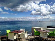 #WorldWaterDay today. Guess where you should be. | #kosaktis #kos #kostown #kos_island #H2O #Cafebar #restaurant
