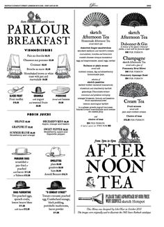 breakfast menu design ideas - Google Search