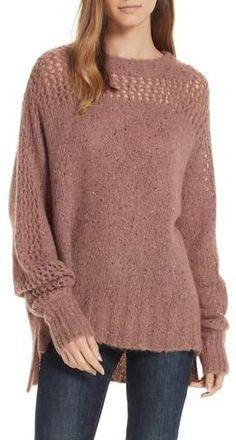 d1030175e2e Brochu Walker Josep Alpaca Wool Sweater