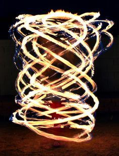 i love fire hooping!! This picture is freakin' awesome!