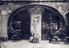Cafe Torino. Barcelona