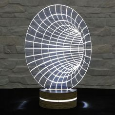 Amazing 3D Table  Light , Night Light , New Generation Desk Light 3DLAMP029