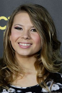 Bindi Irwin Goes Glam For The Red Carpet In Australia (PHOTOS) So much like her father. He'd be so proud of her!