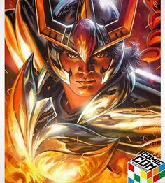 Ikki no Phoenix Anime Naruto, Otaku Anime, Manga Anime, Anime Fantasy, Fantasy Art, Knights Of The Zodiac, Dragon Ball, Angel Drawing, Arte Dc Comics
